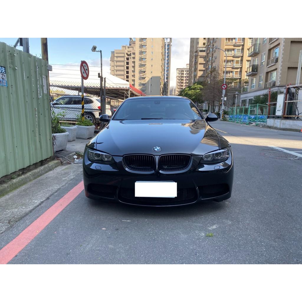 中古車 2007 BMW 335 電動敞篷 黑色 跑14萬 專賣 一手 自用 代步車 轎車 房車 五門 掀背 休旅車