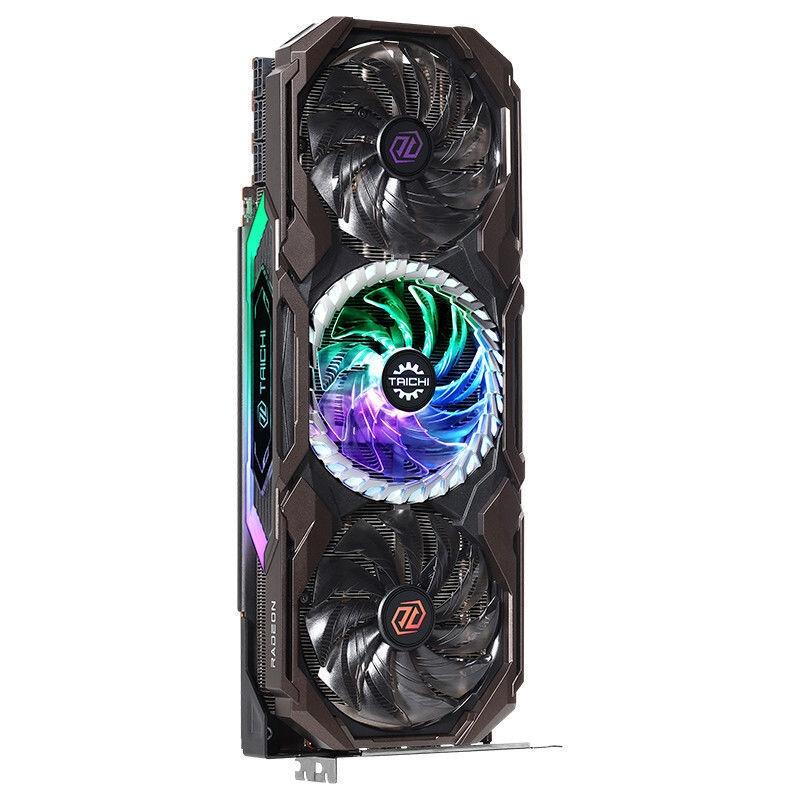 【高端新款】全新AMD新品RX6800 6800XT 6900XT 16G電腦吃雞遊戲高端電競顯卡