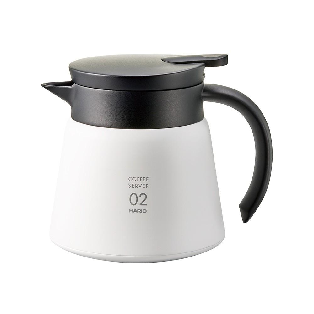 【日本HARIO】真空02保溫壺 550ml 共3色 《WUZ屋子》咖啡用品 咖啡壺 水壺