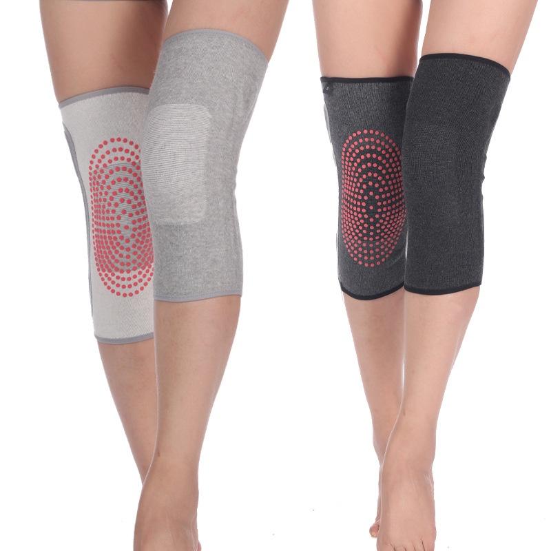 石墨烯 保暖護膝 膝蓋自發熱防寒護腿套 運動防滑男女護具護膝套 籃球護膝 膝蓋護具 跪地護膝 防撞護膝