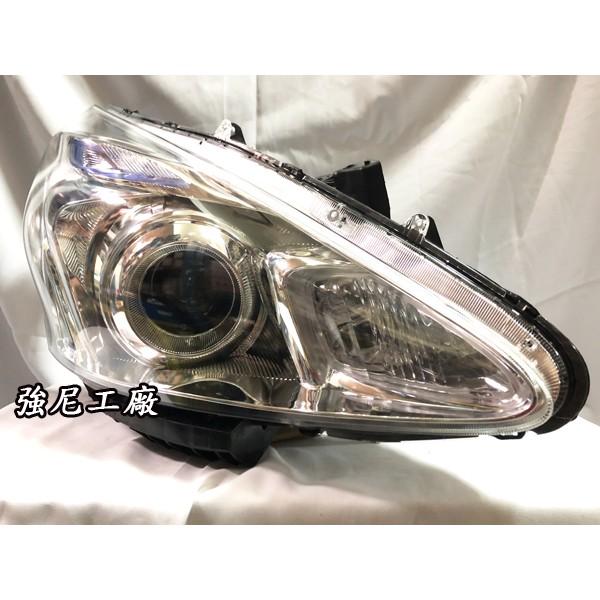 全新NISSAN 日產 BIG TIIDA 13 14 15年 原廠型 HID 魚眼大燈 渦輪版