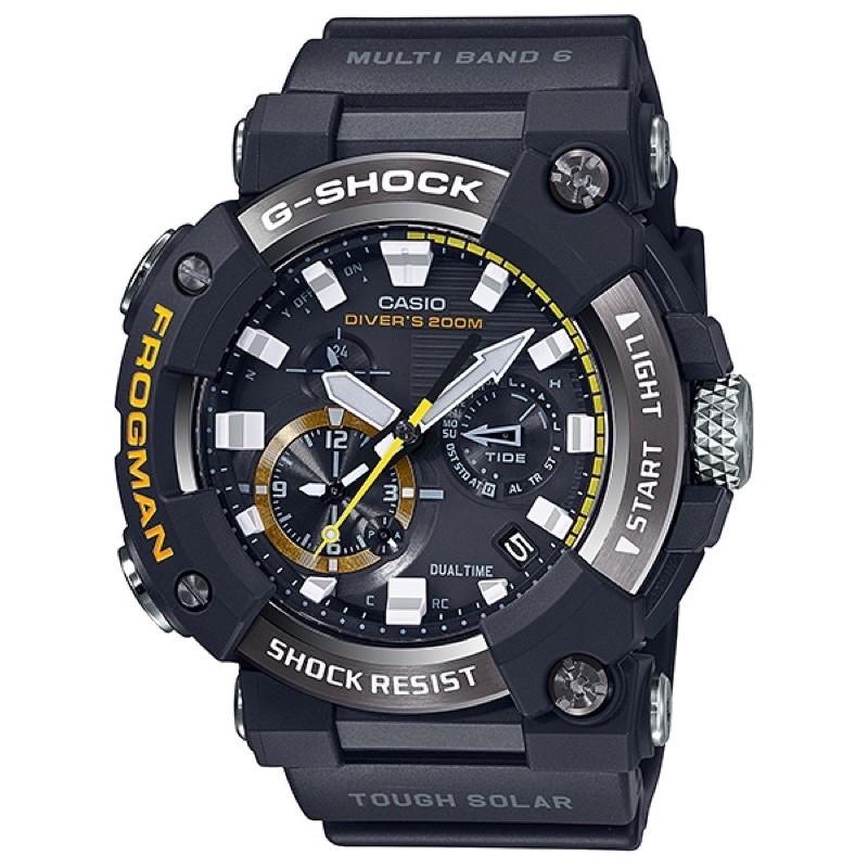 🛍在地老店#G-SHOCK 蛙人系列潛水錶GWF-A1000-1A