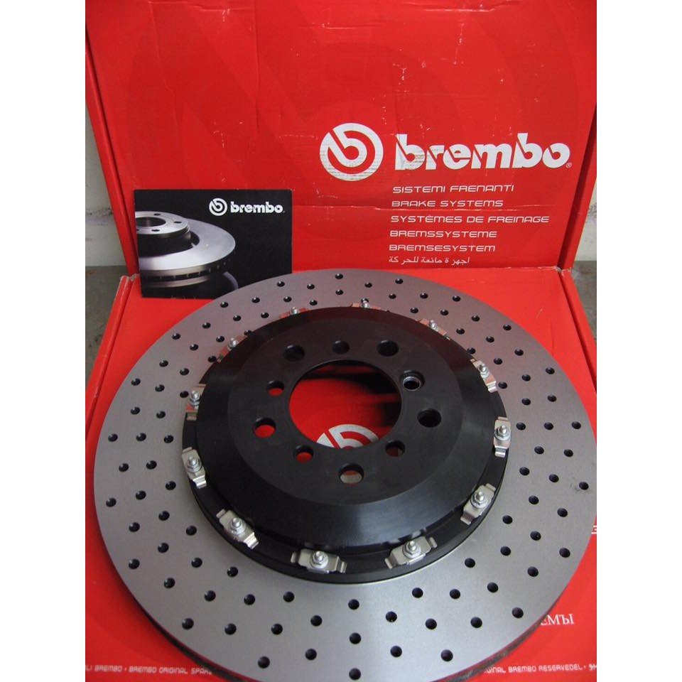 【優質輪胎】BREMBO浮動碟盤 訂製多活塞專用303 330mm(AP AMG OZ VTTR JBT)三重區
