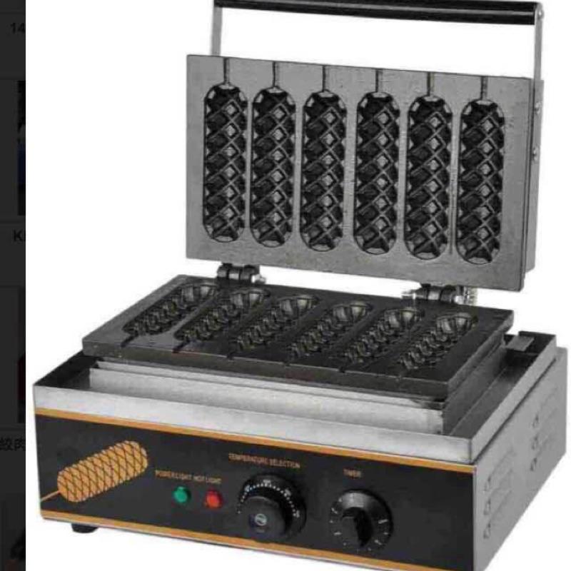(烘培小當家)螺旋香酥棒機 電力式電熱式電子式熱狗棒機 奶油香酥棒機 鬆餅機雞蛋糕機110/220v