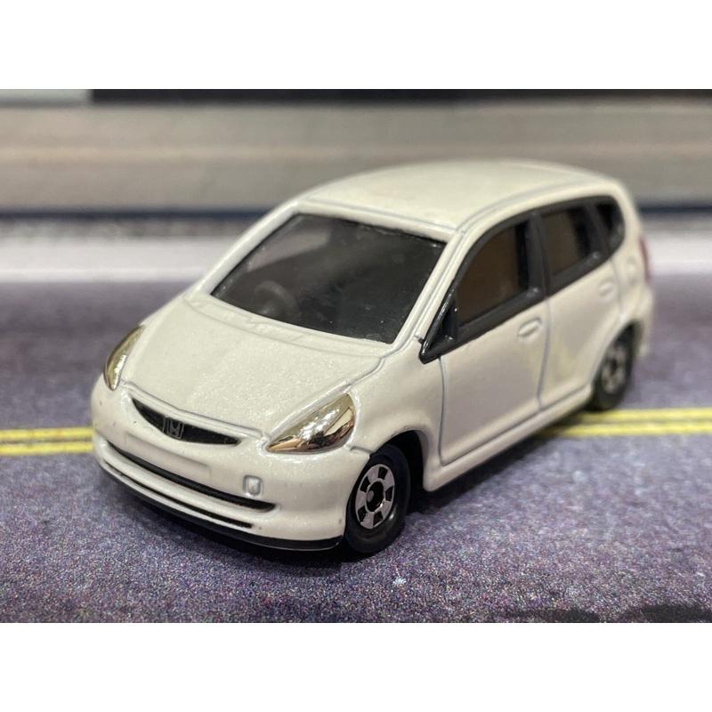 tomica No.100 100 Honda FIT 白色 稀有 絕版 多美 95