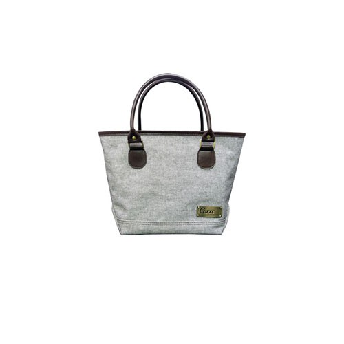 CORRE【LI020】亞麻小手提包