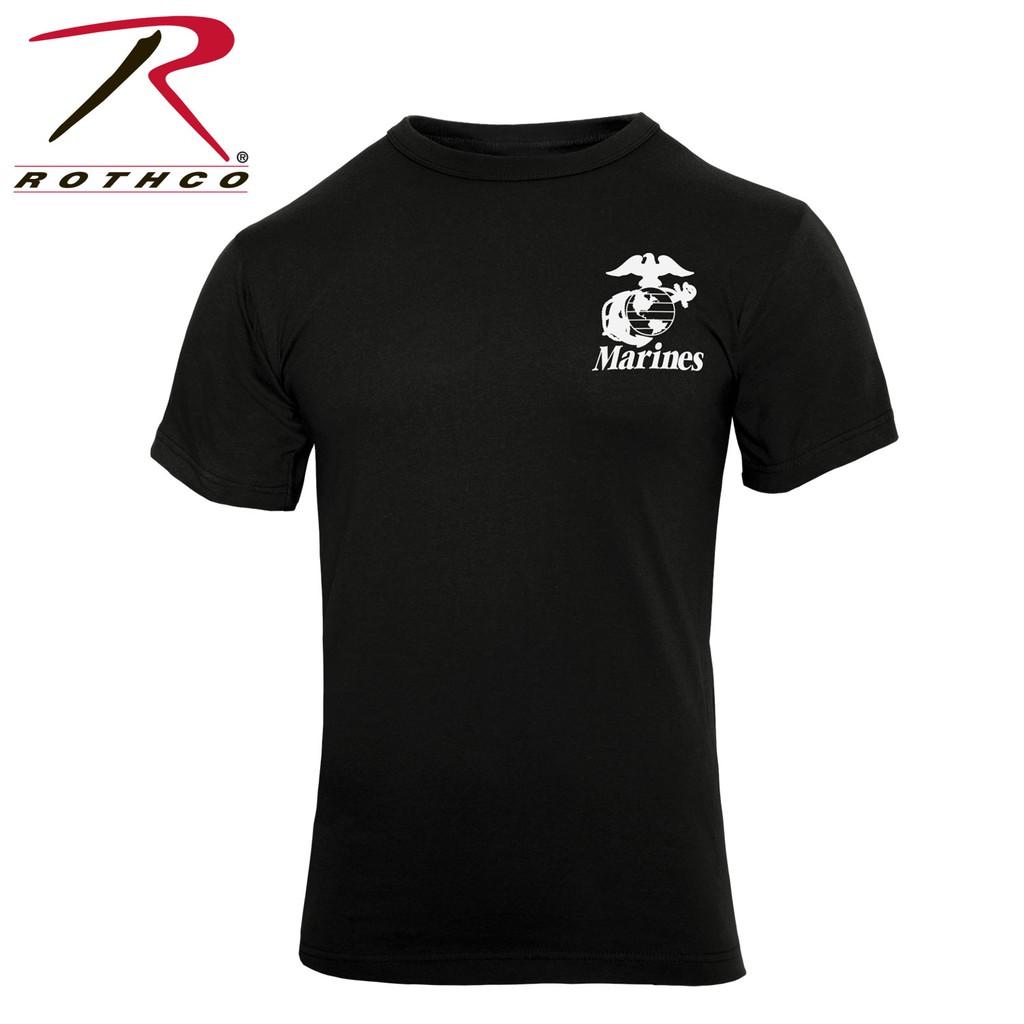 Rothco Marines''Pain Is Weakness''T-Shirt 海軍陸戰隊授權<痛苦即是弱點>T恤