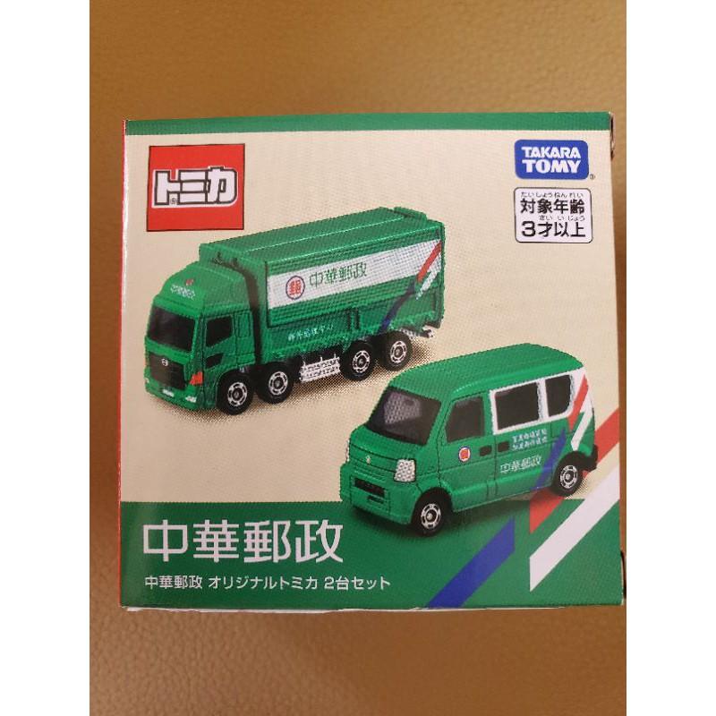 Tomica 台灣特注郵政車 (限量特別版)