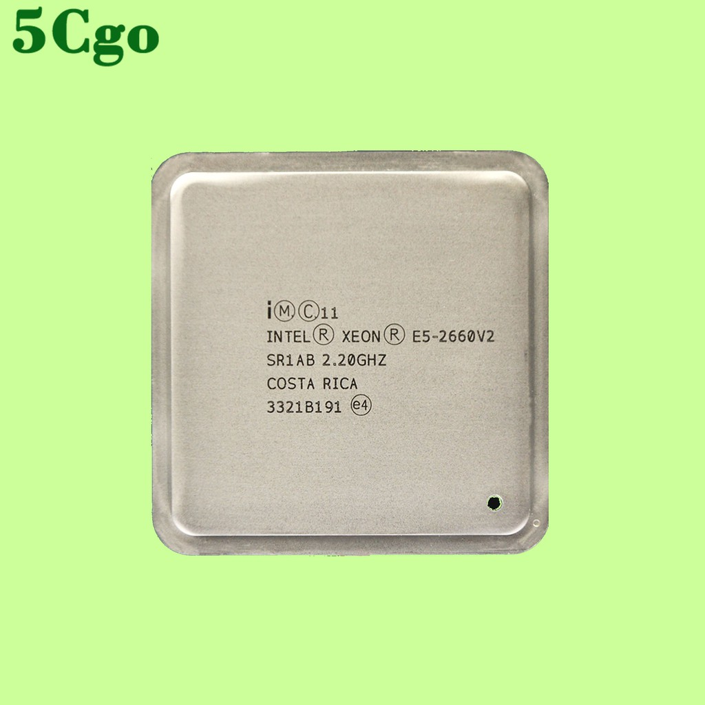 5Cgo【含稅】CPU E5-2650V2 E5-2660V2 E5-2670V2 E5-2680V2 2690V2