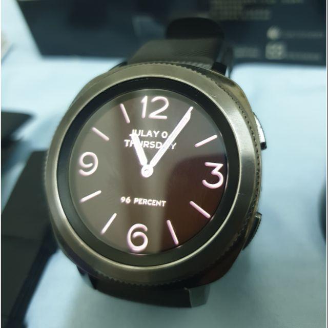 提供可刷卡 二手 SAMSUNG 三星 Galaxy Watch Gear Sport S3 運動智慧手