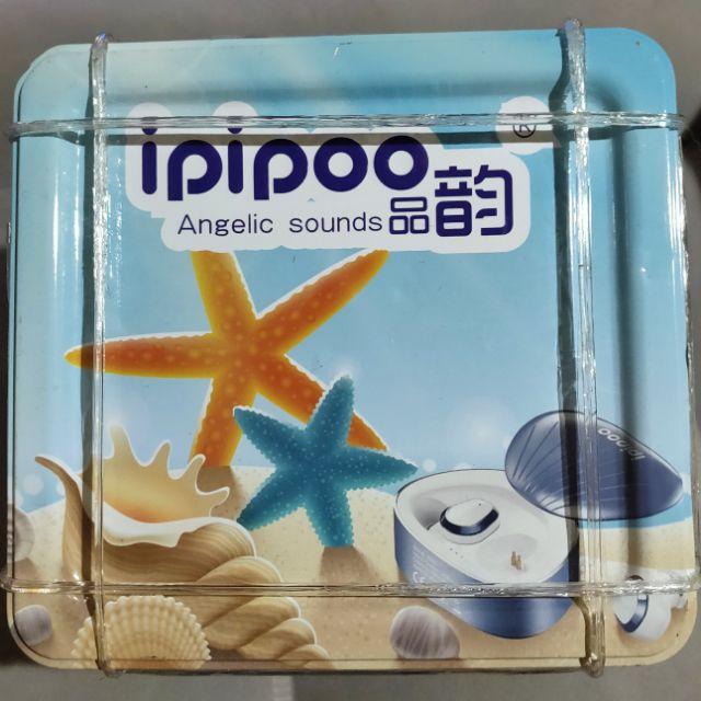 品韵 ipipoo X800 貝殼藍芽耳機