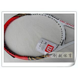 ※♥威爾遜網球拍 wilson blx six one prostaff 90 95 100費德勒用拍婷