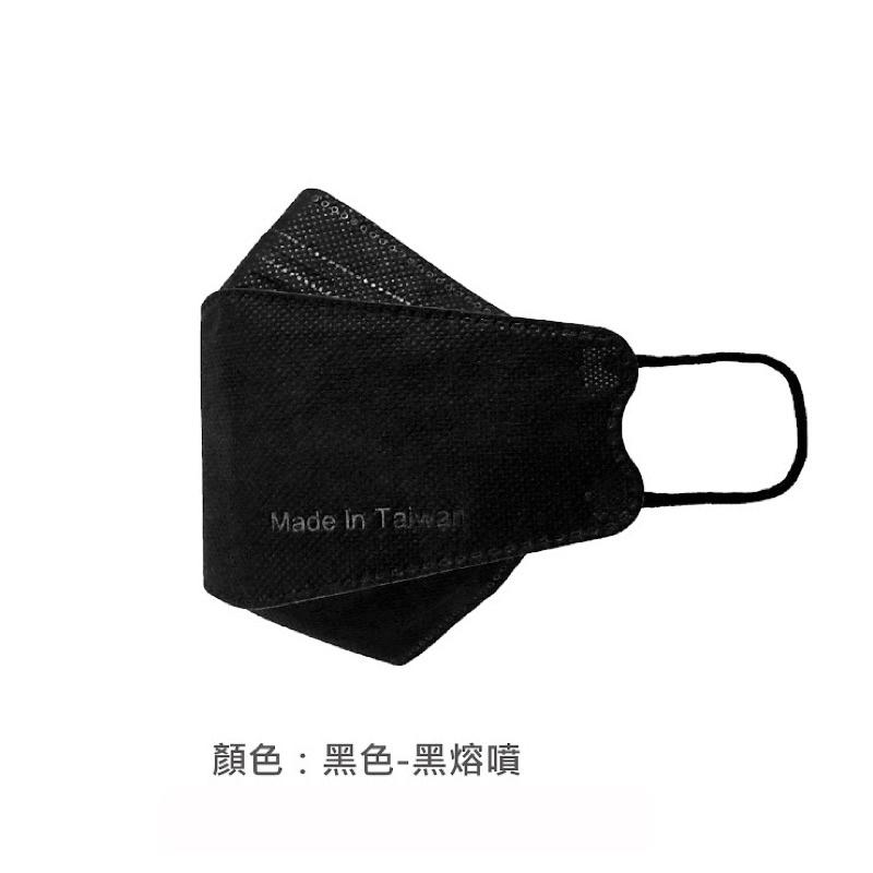 『獨立包裝。KF94。黑色』韓系立體醫療口罩。台灣優紙。成人立體口罩。兒童立體口罩。4D口罩。船型口罩。魚嘴口罩