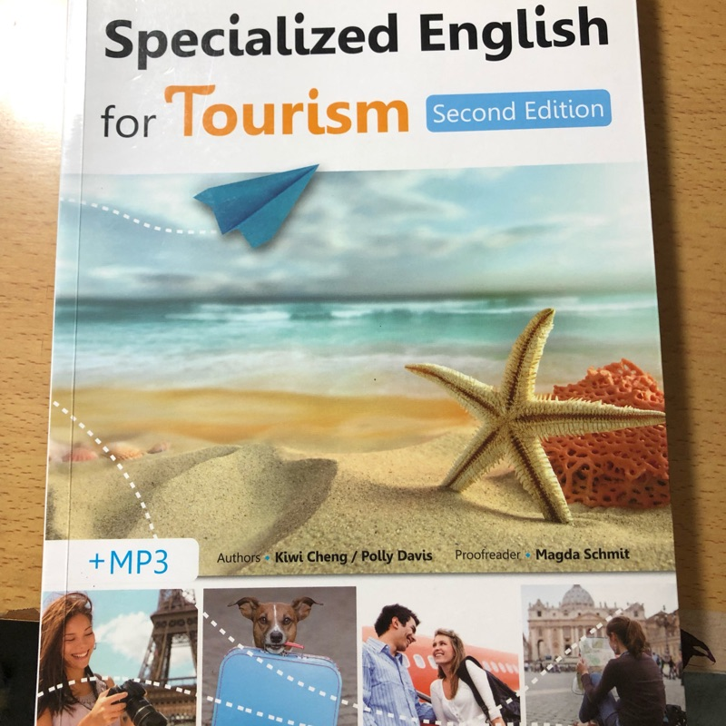Specialized English for Tourism (second edition)
