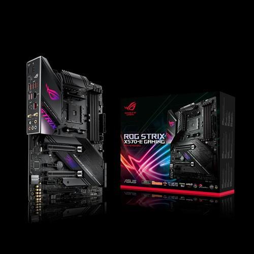 超商免運】 ASUS 華碩ROG Strix X570-E Gaming 主機板| 蝦皮購物