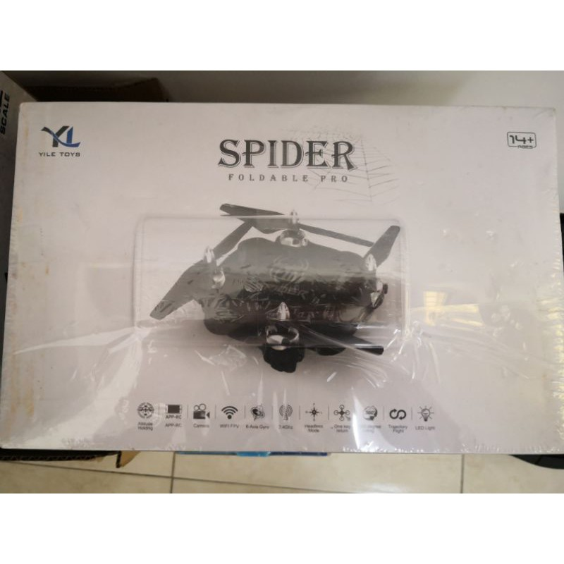 SPIDER S16 YILE TOYS 飛行器 無人機