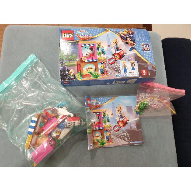 二手 Lego 樂高 41231 Harley Quinn to the rescue