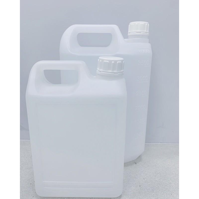 耐酸鹼空桶 2公升 4公升 1加侖 可裝酒精 次氯酸水
