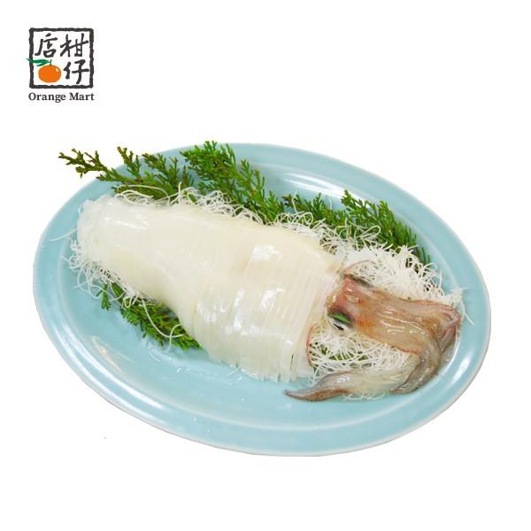 帶頭花枝肉(二去)(300-400g/尾)