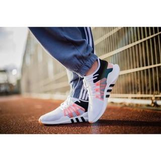online store 17f5c 073cc 【03】adidas Wmns EQT Racing ADV 白 粉紅 慢跑鞋 Cq2156