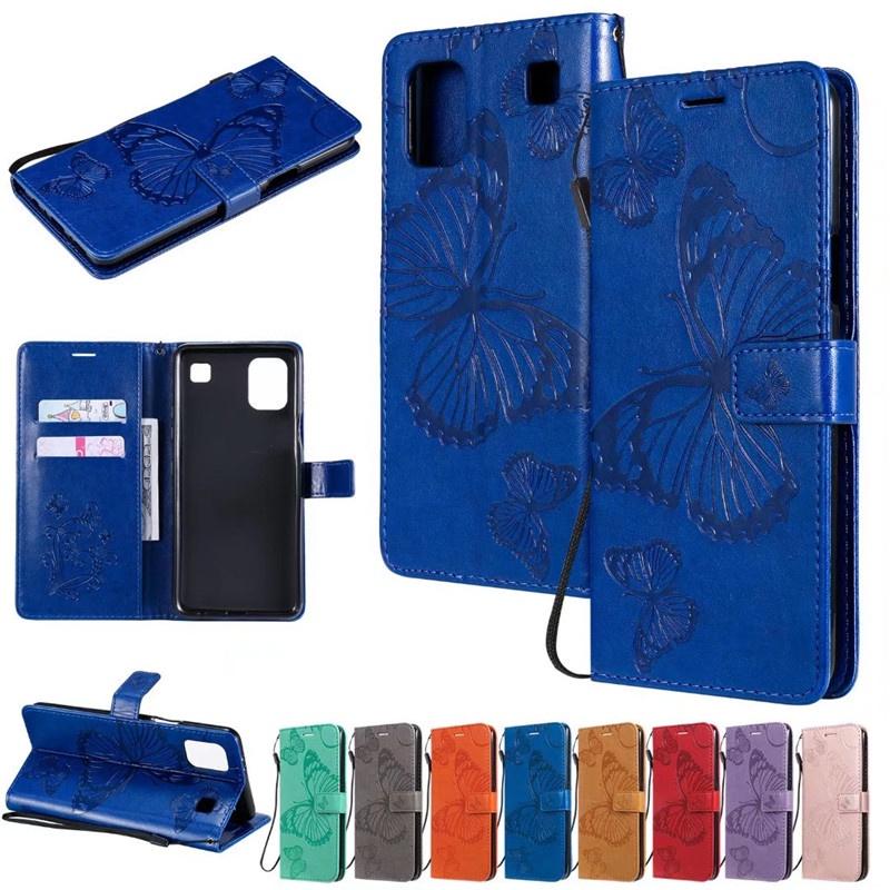 LG手機壓紋大蝴蝶翻蓋皮套 Q6 Plus G6 mini G7 G8 G8X G8S ThinQ W30 防摔保護殼