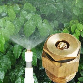 """USNOW 1/ 2""""黃銅灑水頭螺紋360度灑水器噴霧噴頭噴嘴/ 多種顏色"""