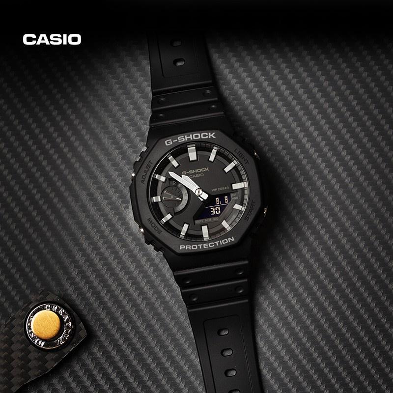 [台灣現貨免運]卡西歐 G-Shock GA2100 GA-2100-4A GA-2100-1A 中性防水手錶男士運動手