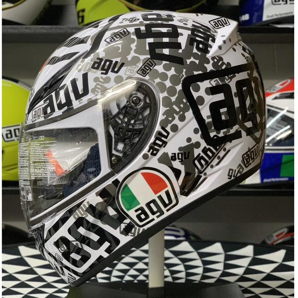 義大利 AGV K3SV K3-SV 65周年 全罩帽 透氣 排汗 專用頭頂 內襯 感動 五大洲 雪花