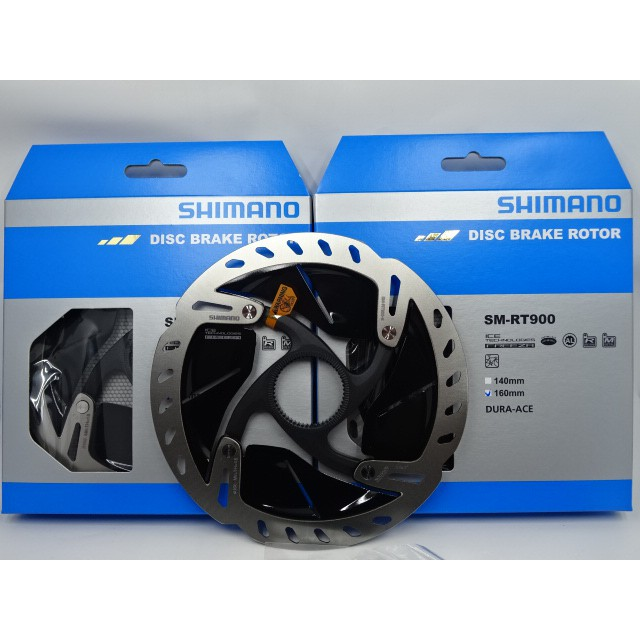 單車世界~Shimano Dura Ace SM-RT900 中央鎖入式散熱碟盤 160mm 140mm MT90參考