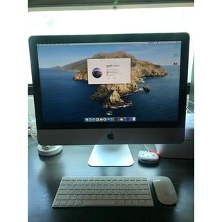 [二手] iMac 2015年購入 21.5吋 1TB 8GB 1.6 GHz i5 9.5成新 含外盒 基隆市