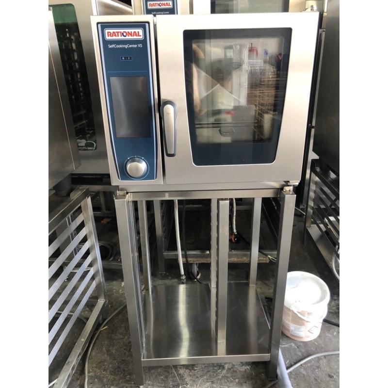 中古RATIONAL德國原裝進口萬能蒸烤箱SCC XS最新款單相220V