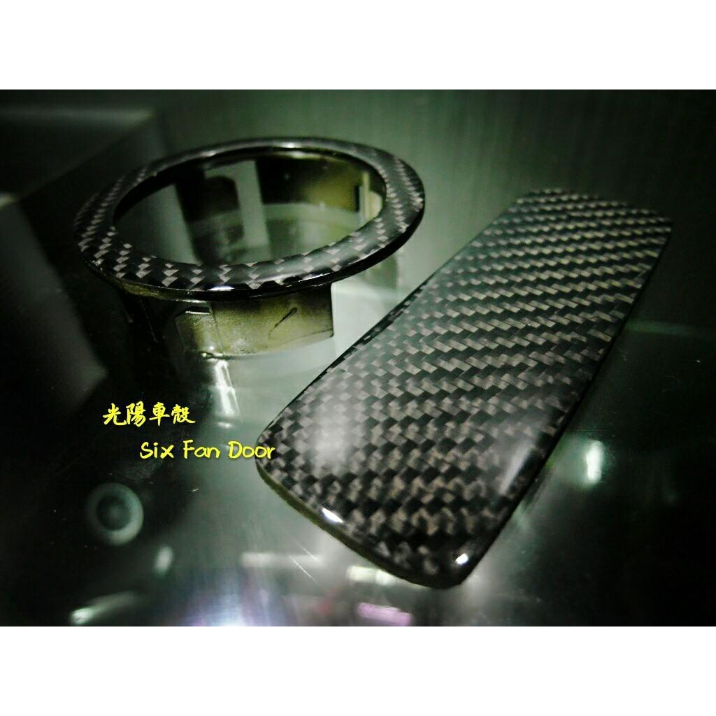 『SFD超瘋狂』買一贈一.正卡夢碳纖維油箱飾圈/號碼蓋KYMCO光陽-(New)Many.Vjr(110/125)JR