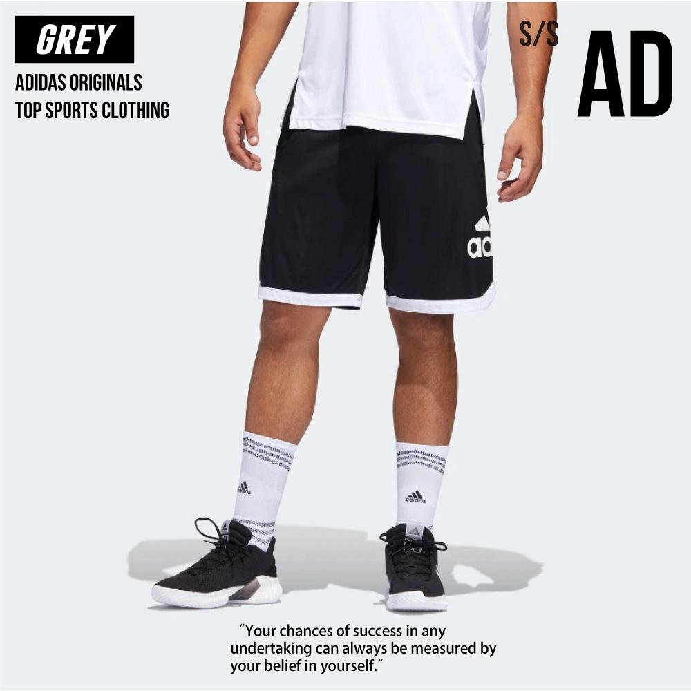 Adidas 愛迪達 休閒短褲 運動短褲 運動褲 休閒褲 籃球短褲 球褲 DP4768 短褲 全新正品 統一發票