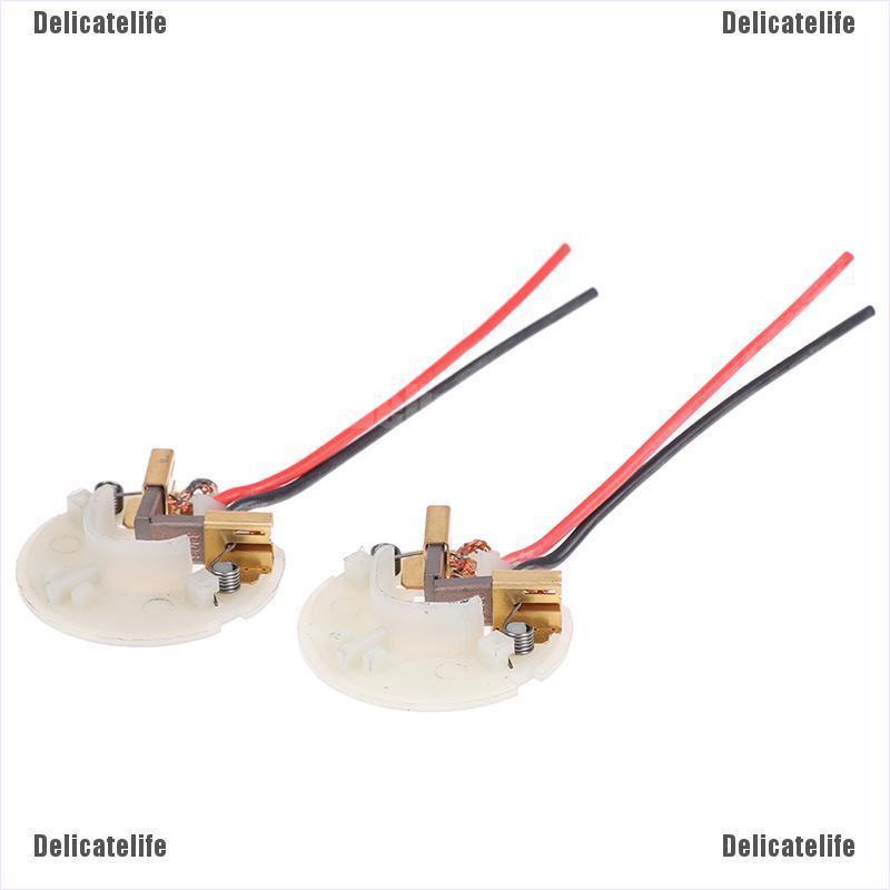 用於Hilti / Sfc14-A Sfc14A Sfc22A Sfc-22A的Delicatelife 2Pcs碳刷架
