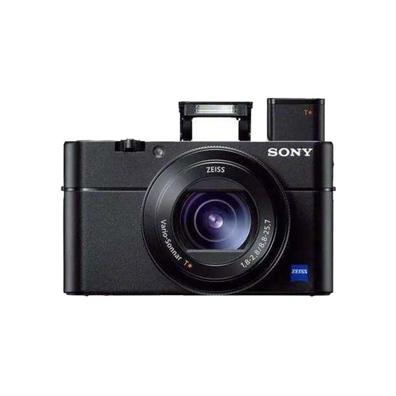 【現貨】【現貨】Sony/索尼 DSC-RX100M5A m5a二手索尼黑卡卡片機高清數碼相機vlog