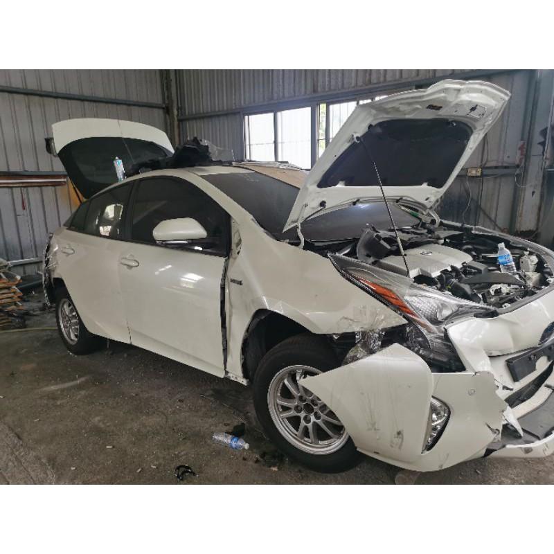Toyota prius 4代 P4 零件車 拆賣 零件
