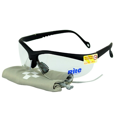 合潤-戶外流線造型安全眼鏡(騎車可防風防砂塵)