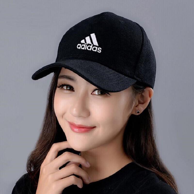 """【""""包""""你滿意】👜👜👜MLB棒球帽男女鴨舌帽子 紐約洋基隊NY棒球帽潮可調節遮陽情侶 adidas老帽 棒球帽 太"""