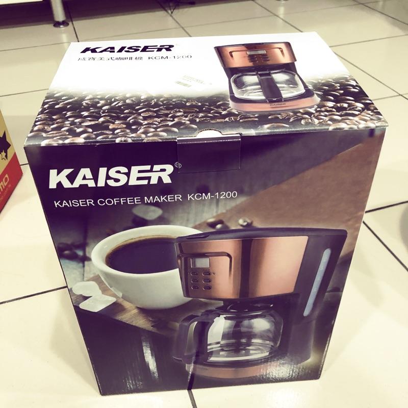 全新 威寶美式咖啡機 (KCM-1200)