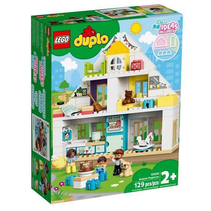 LEGO 樂高 10929 得寶 Duplo 系列 模組玩具屋 全新未拆