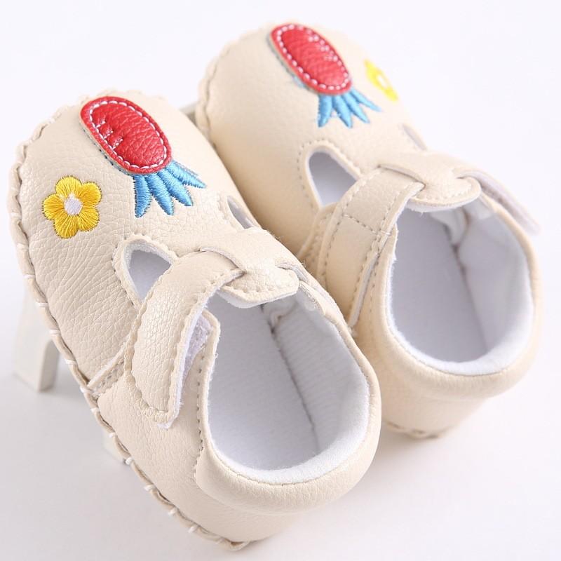 母嬰 新款童鞋嬰幼童寶寶鞋夏季新款女寶寶男女寶寶0-1歲女寶寶春秋膠底防滑嬰兒學步鞋嬰兒鞋