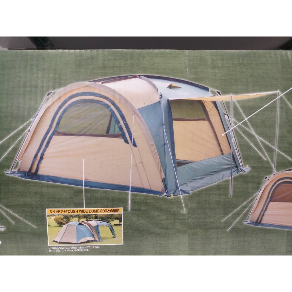 【Coleman】隧道式網屋II | 隧道帳 網屋 帳篷 帳棚 帳蓬 露營 野營 | 秀山莊