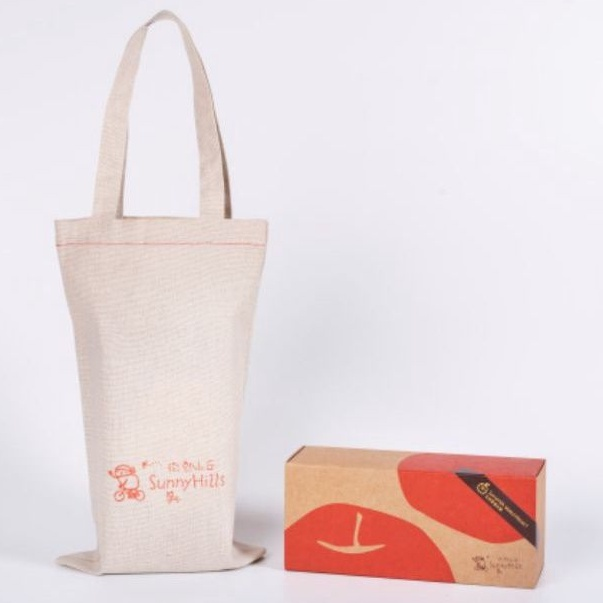 Sunny Hills Apple cake Taiwan limited edition  微熱山丘蘋果酥