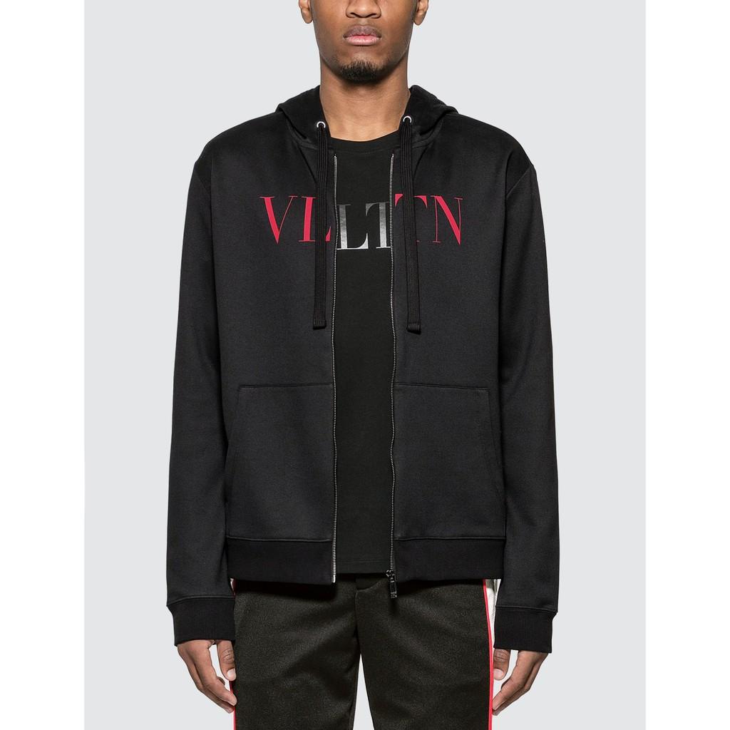 VALENTINO Full Zip Hoodie
