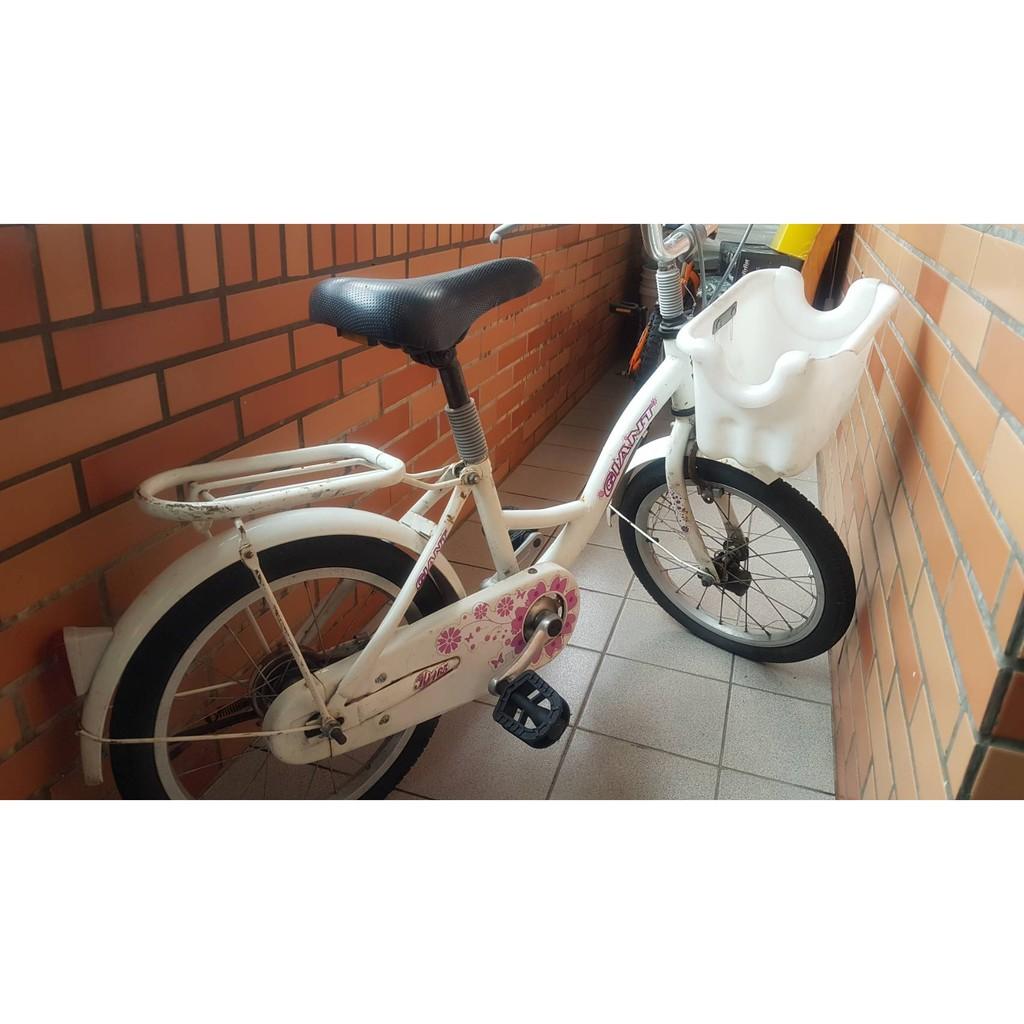 Giant 捷安特腳踏車 16吋 兒童(白色已賣)