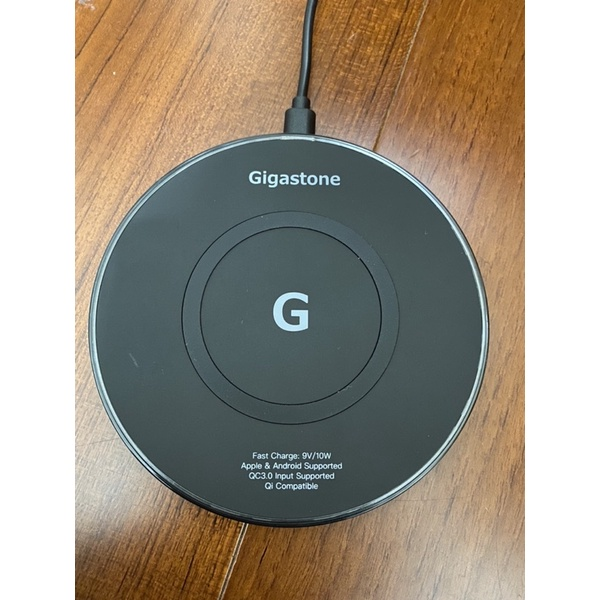 Gigastone無線充電盤