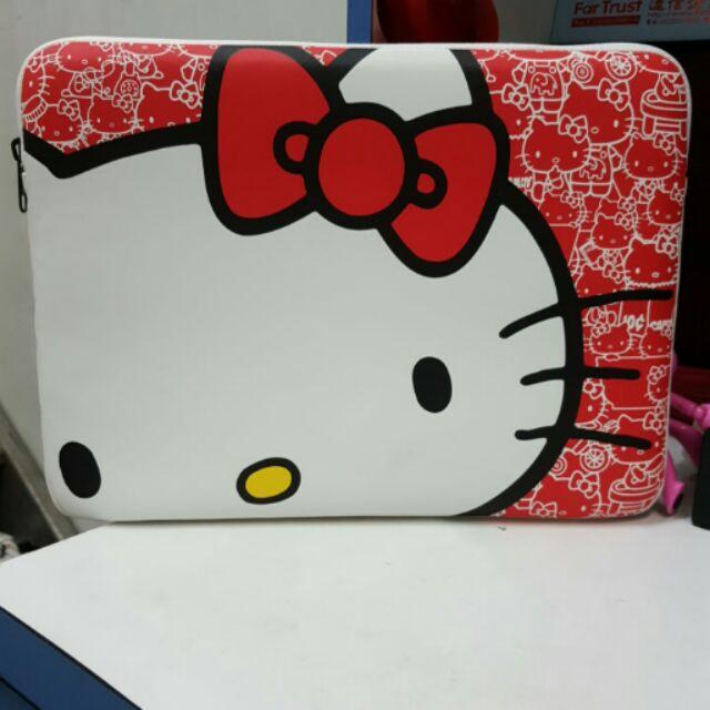 Hello kitty13吋筆電包
