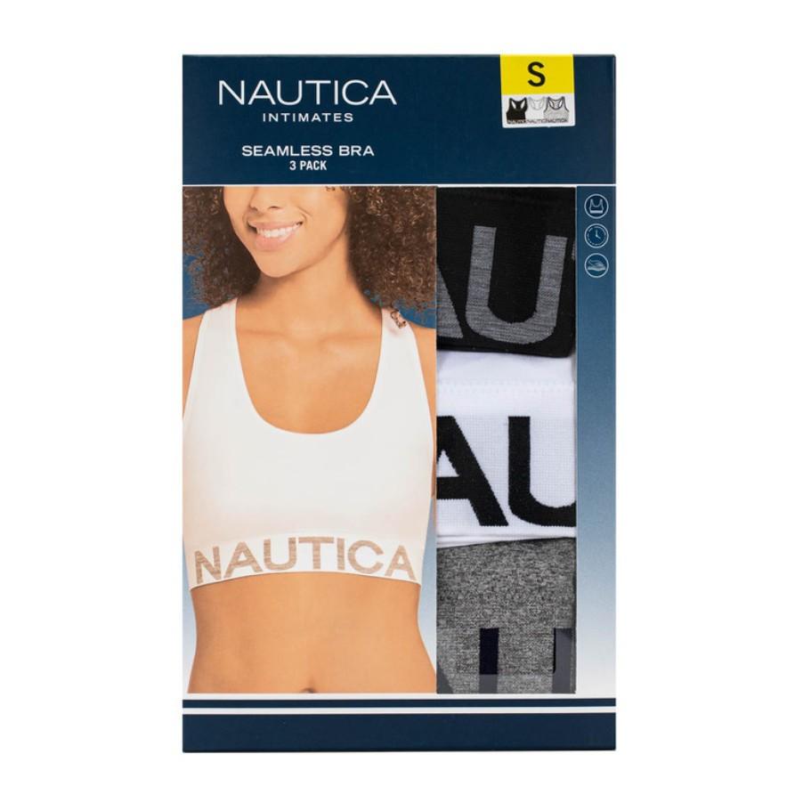 ღ馨點子ღ 單件 Nautica 女舒適無鋼圈內衣 運動內衣  #113268