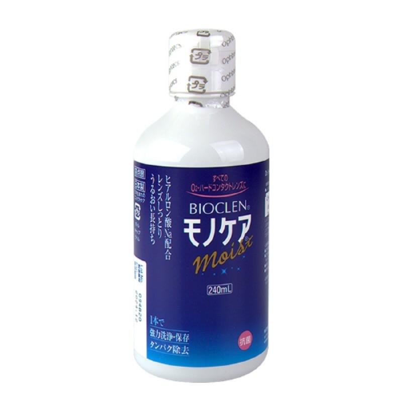 日本/Ophtecs/百科霖/BIOCLEN/保存液/保養液/240ml