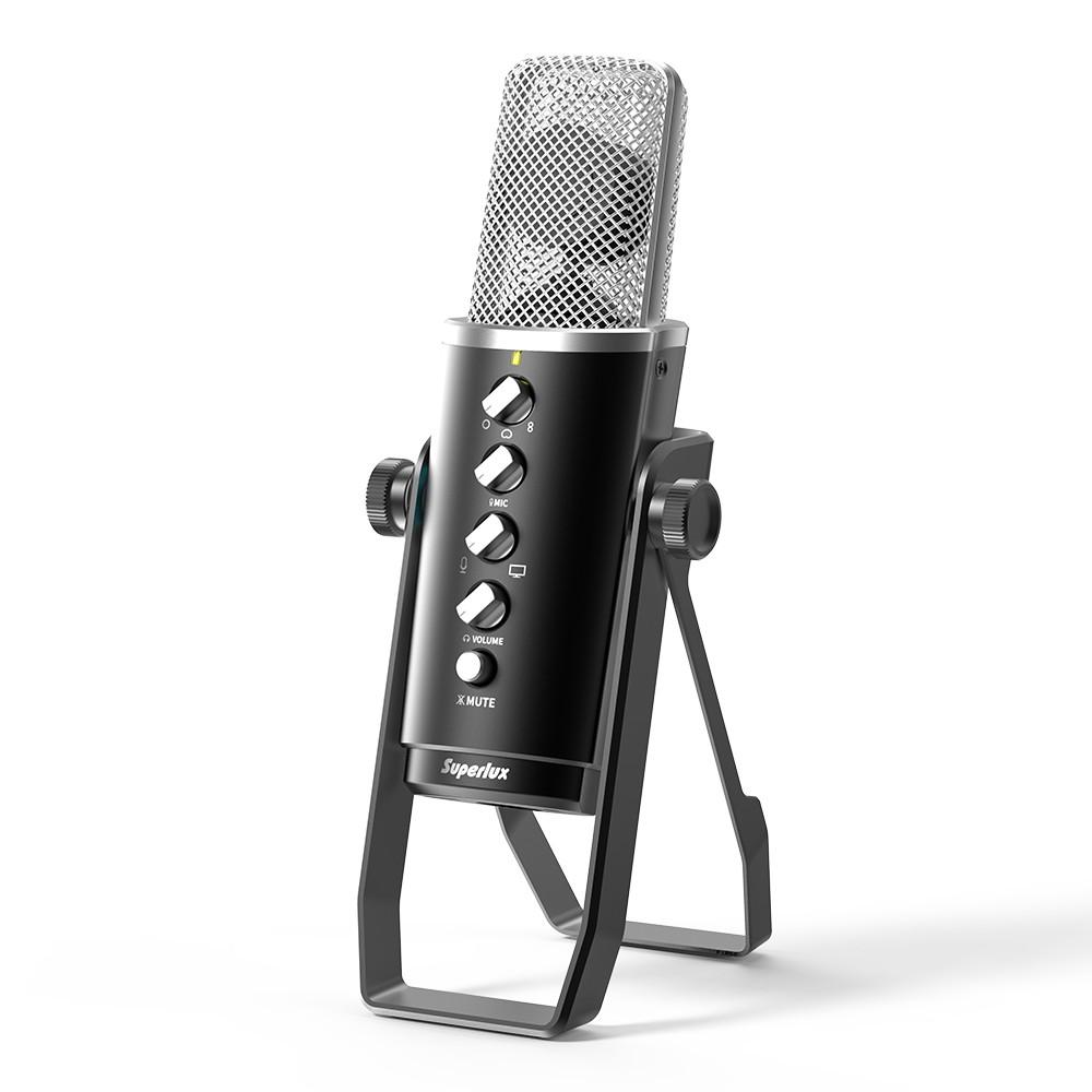 公司貨】Superlux E431U USB麥克風電容麥克風電容式麥克風電腦麥克風舒 ...